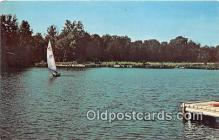 sct100129 - Lake of the Pines Eagle Creek Postcards Post Cards Old Vintage Antique