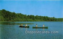sct100131 - Lake Coan Oswego County Council Postcards Post Cards Old Vintage Antique