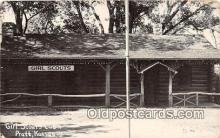 sct100139 - Girl Scouts Cabin Pratt, Kansas, USA Postcards Post Cards Old Vintage Antique
