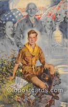 Howard Chandler Christy, Boy Scout Hamboree