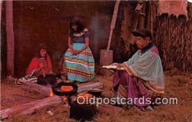 sem000021 - Seminole Indians Postcard