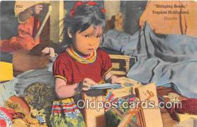 sem000022 - Seminole Indians Postcard
