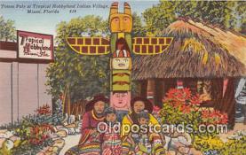sem000028 - Seminole Indians Postcard