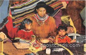 sem000036 - Seminole Indians Postcard