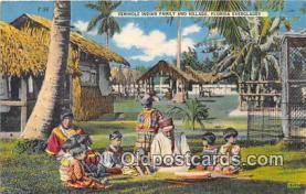 sem000043 - Seminole Indians Postcard