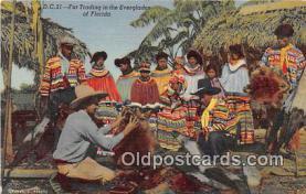 sem000049 - Seminole Indians Postcard