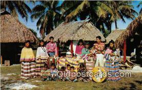 sem000059 - Seminole Indians Postcard