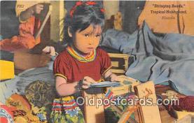 sem000065 - Seminole Indians Postcard