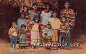sem000077 - Seminole Indians Postcard