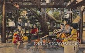 sem000093 - Seminole Indians Postcard