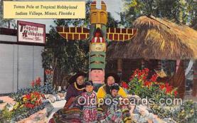 sem000094 - Seminole Indians Postcard