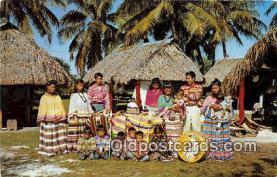 sem000097 - Seminole Indians Postcard