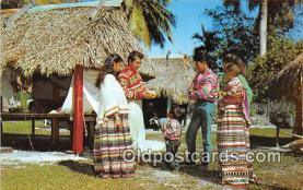 sem000102 - Seminole Indians Postcard