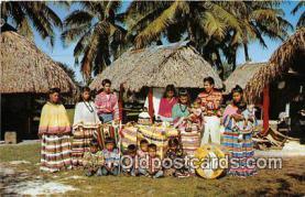 sem000103 - Seminole Indians Postcard