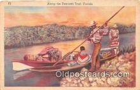 sem000116 - Seminole Indians Postcard