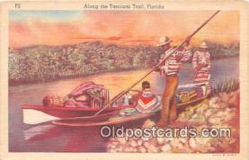 sem000124 - Seminole Indians Postcard