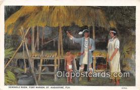 sem000133 - Seminole Indians Postcard