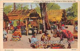 sem000140 - Seminole Indians Postcard