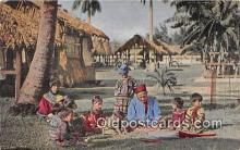 sem000163 - Seminole Indians Post card