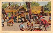 sem000164 - Seminole Indians Post card