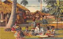 sem000166 - Seminole Indians Post card