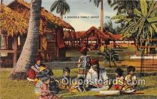 sem000167 - Seminole Indians Post card