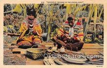 sem000172 - Seminole Indians Post card
