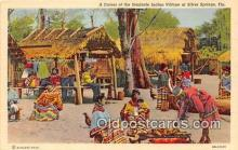 sem000173 - Seminole Indians Post card
