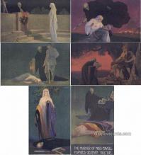 set191 - Corbella Postcards 6 Card Set,