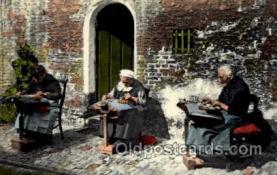 sew001004 - Sewing, Knitting, Postcard Postcards