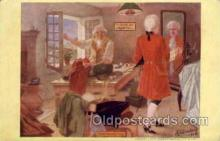 sew001021 - Laconia, NH advertising, Bell the Tailor, Sewing, Knitting, Postcard Postcards