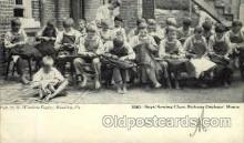 sew001026 - Bethany Orphans, Sewing, Knitting, Postcard Postcards