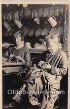 sew001035 - Sewing Postcard