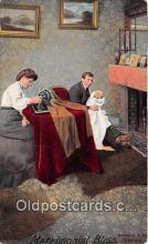 sew001038 - Sewing Postcard