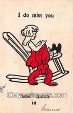 sew001056 - Sewing Postcard