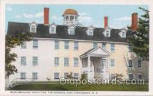 sha001004 - Main Dewlling, Built 1793, The Shakers, East Canterbury, NH,New Hampshire Postcard Postcards