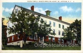 sha001008 - Mt. Lebanon, NY USA Shaker Postcard Postcards