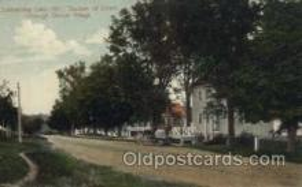 sha001017 - Shaker Postcard Postcards