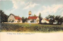 sha200130 - Old Vintage Shaker Post Card