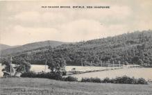 sha300047 - Old Vintage Shaker Post Card