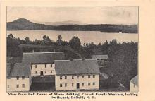 sha300076 - Old Vintage Shaker Post Card