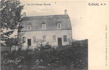 sha300087 - Old Vintage Shaker Post Card
