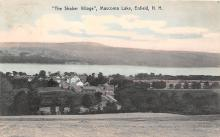 sha300095 - Old Vintage Shaker Post Card