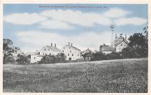 sha400012 - Old Vintage Shaker Post Card
