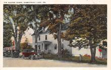 sha400068 - Old Vintage Shaker Post Card