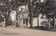 sha400090 - Old Vintage Shaker Post Card