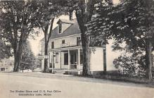 sha400097 - Old Vintage Shaker Post Card