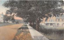 sha400099 - Old Vintage Shaker Post Card