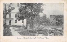 sha500080 - Old Vintage Shaker Post Card