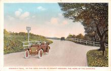 sha500232 - Old Vintage Shaker Post Card